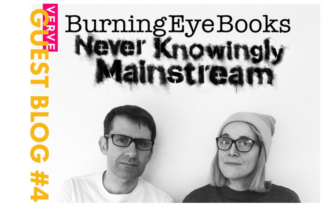 Guest Blog #4: Bridget Hart (Burning Eye Books) on their 'Getting Published Workshop'