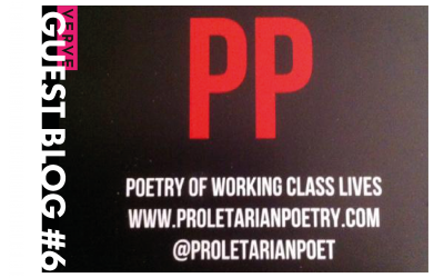 Guest Blog #6: Peter Raynard on Proletarian Poetry