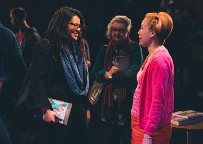 Sumita Chakraborty and Jane Yeh