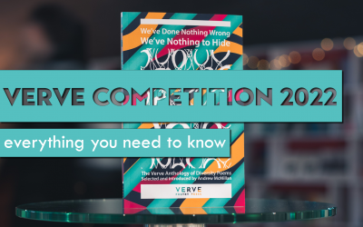 Verve Poetry Festival Competition 2022: Everything You Need to Know